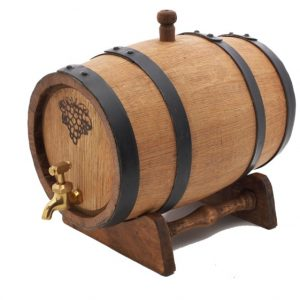 25 Litre American Oak Port Barrel
