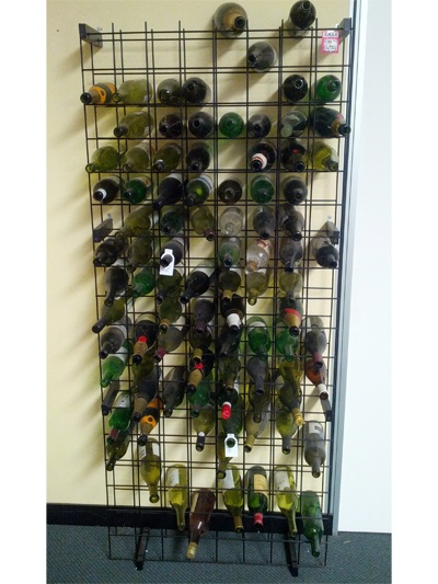 Metal Wine Rack - 152 Bottle-882