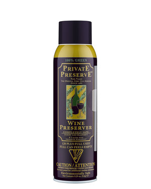 Private Preserve - Wine Preserver